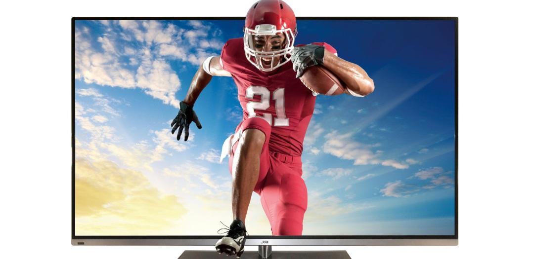 LCD tv beeldresolutie