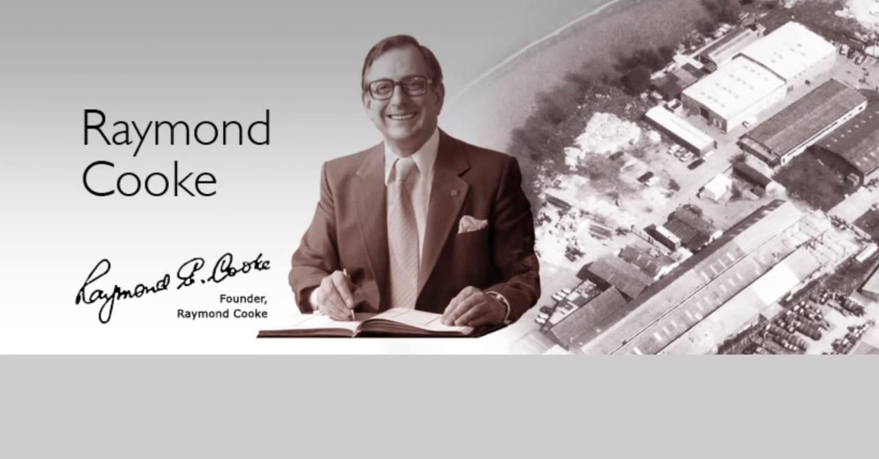 De geschiedenis van Kef Raymond Cooke