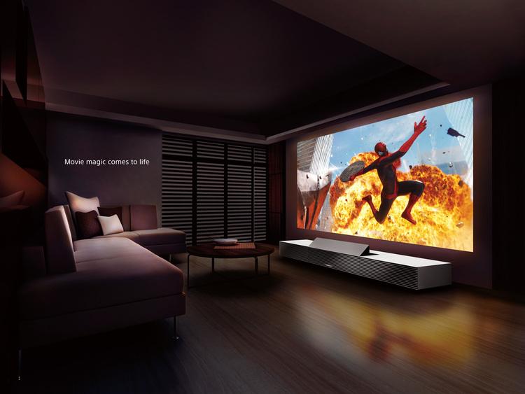 4k projector Sony
