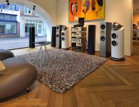 Poulissen Accuphase Bowers Wilkins