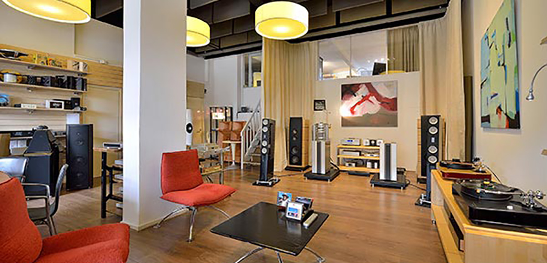 A10 Audio-Room 4Music Amsterdam openingstijden