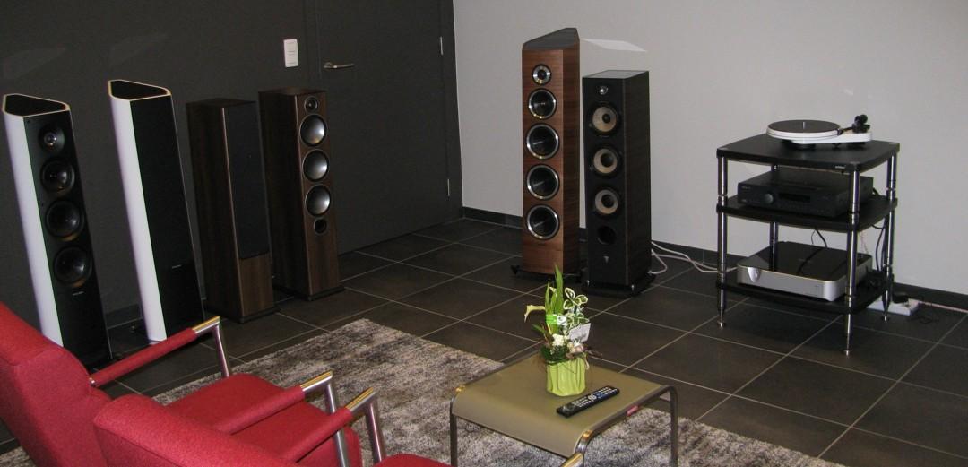 Quality Audio Lochristi openingsuren