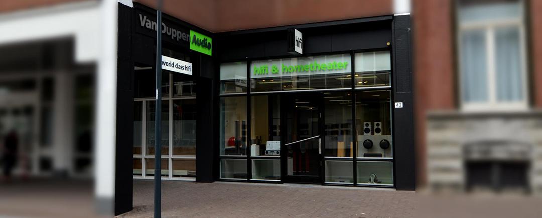 Van Duppen Audio Venlo Openingstijden