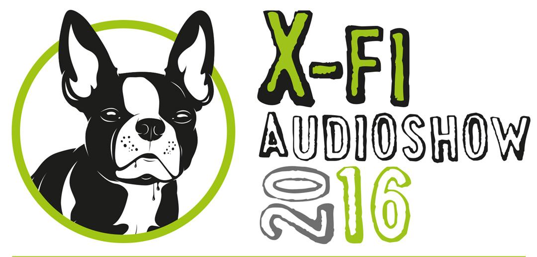 X-fi Audioshow 2016