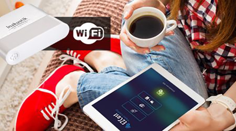 In-Akustik Premium Wifi Receiver