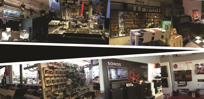 WeSound Knokke winkel