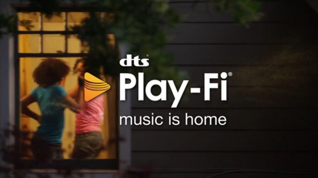 DTS Play Fi