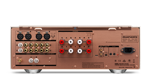 Marantz PM10 back