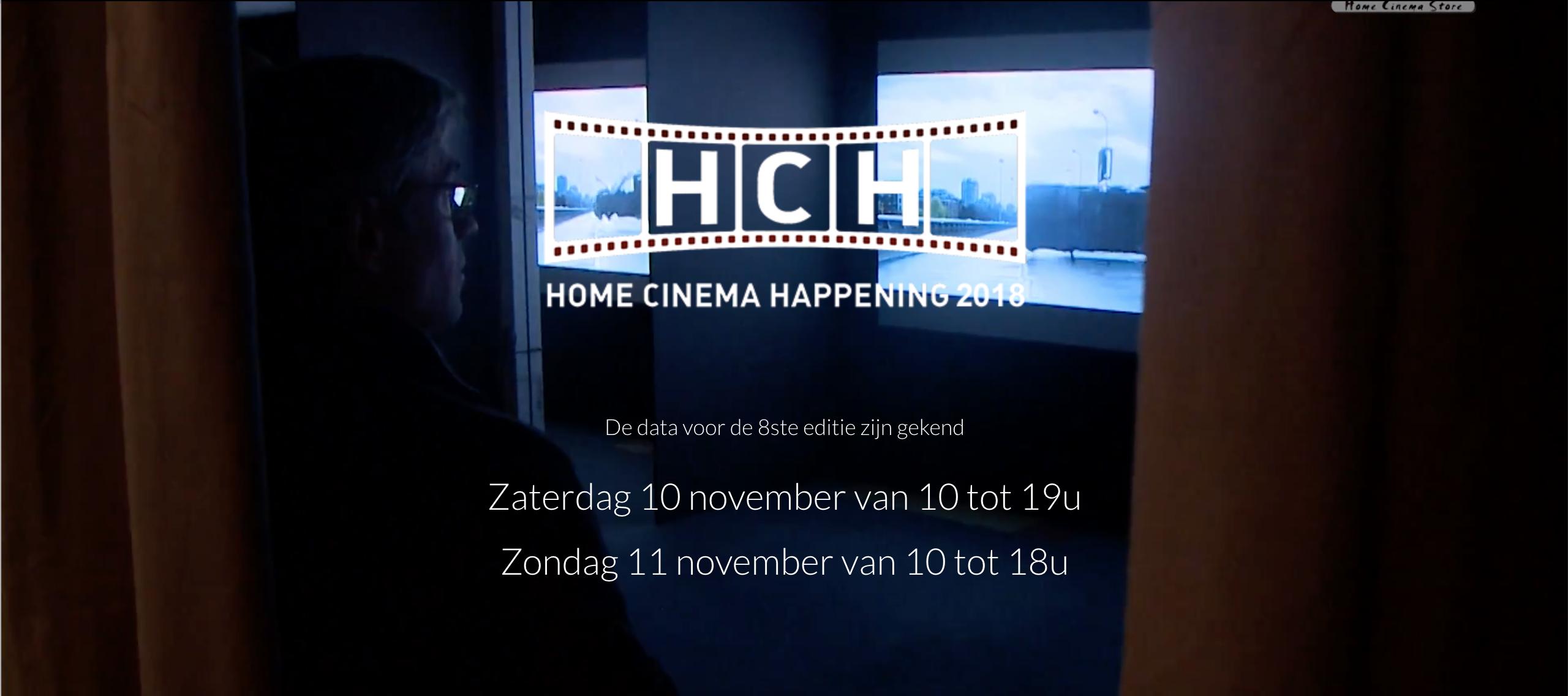 Home Cinema Happening 2018