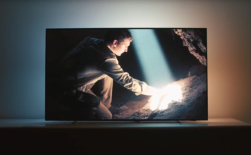 Review Philips OLED 803