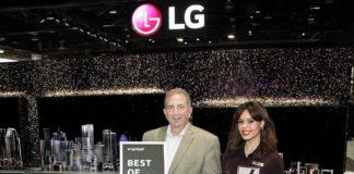 LG Electronics CES Awards