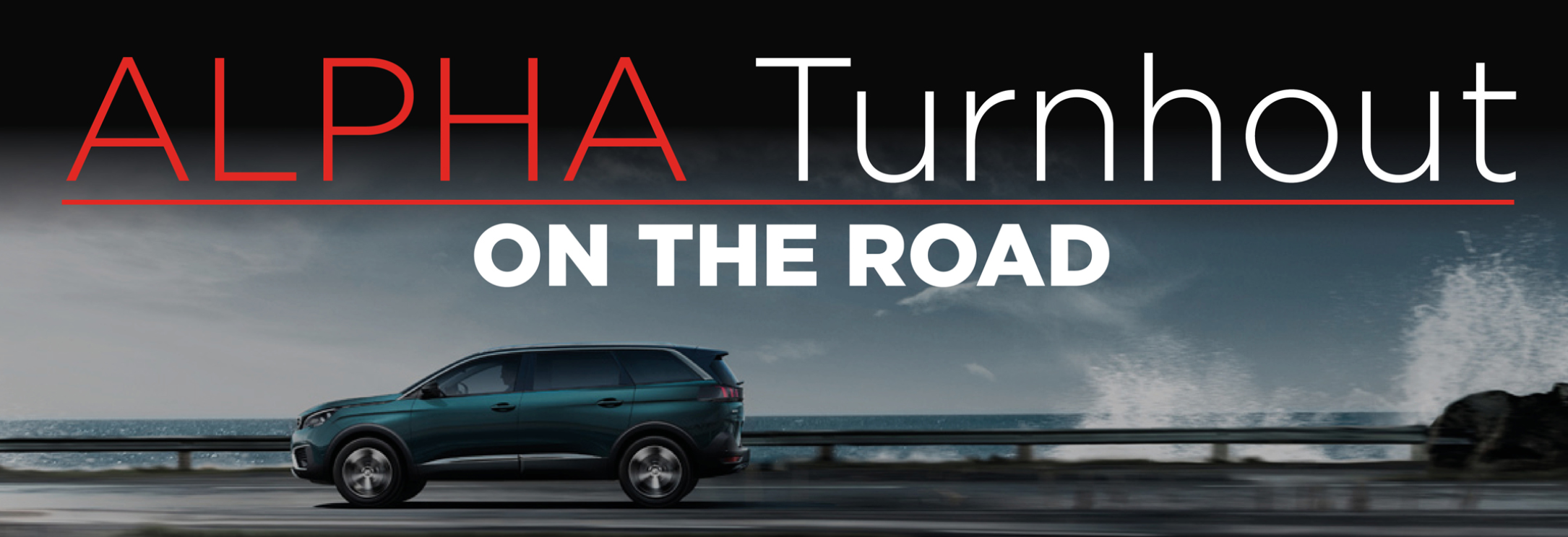 Alpha Turnhout on the road