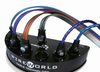 Wireworld Spaceport netspanningsconditioner