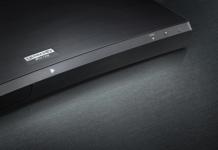 Samsung UHD Blu-Ray Speler UBD-M9500