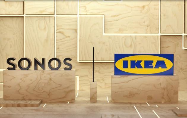 Symfonisk Ikea Sonos