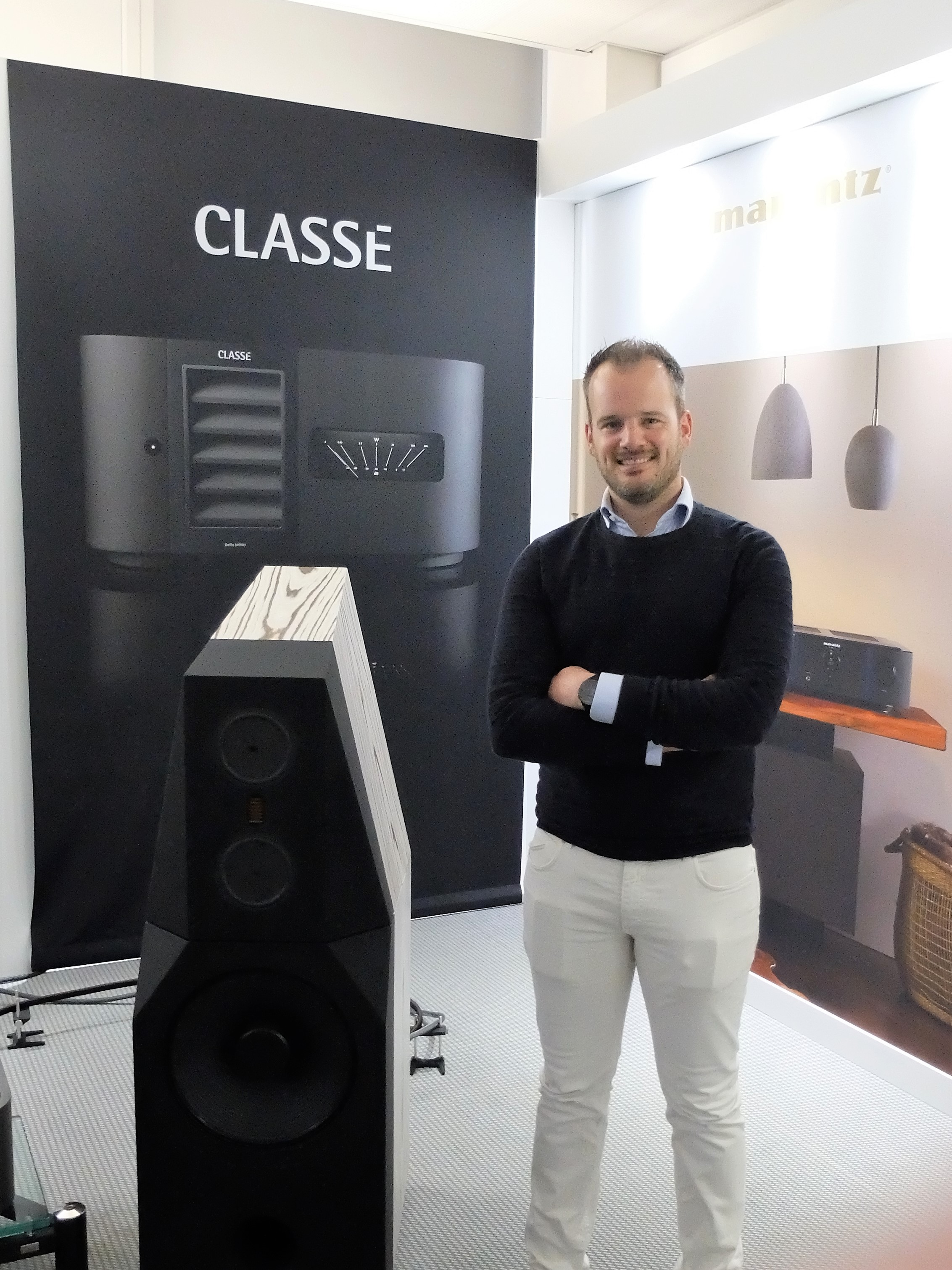 High End München Classé Audio