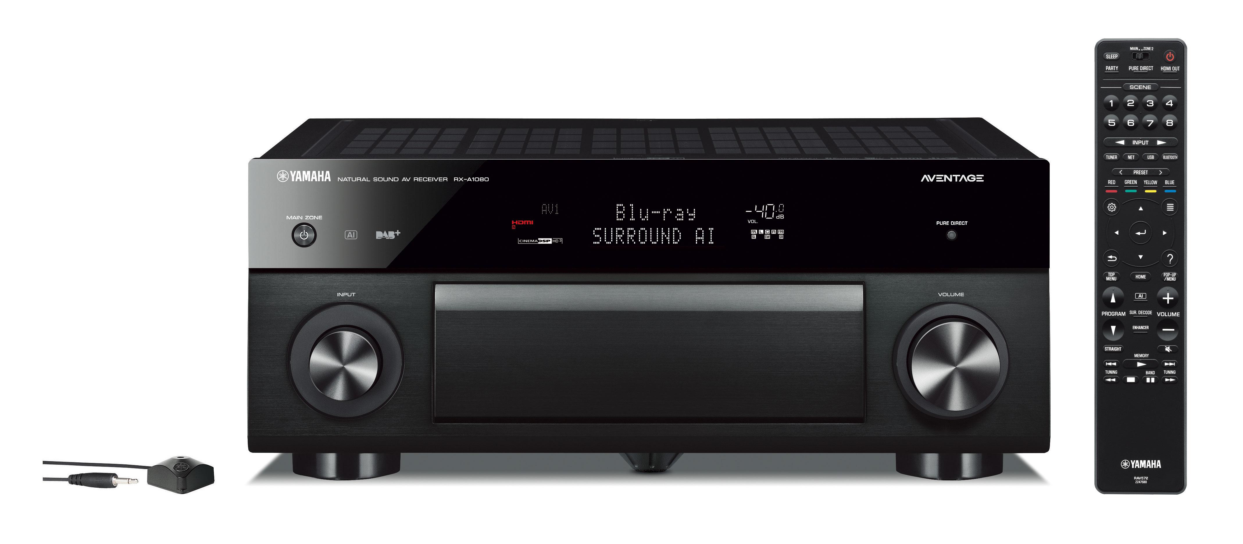 Yamaha Surround:AI RX-A1080