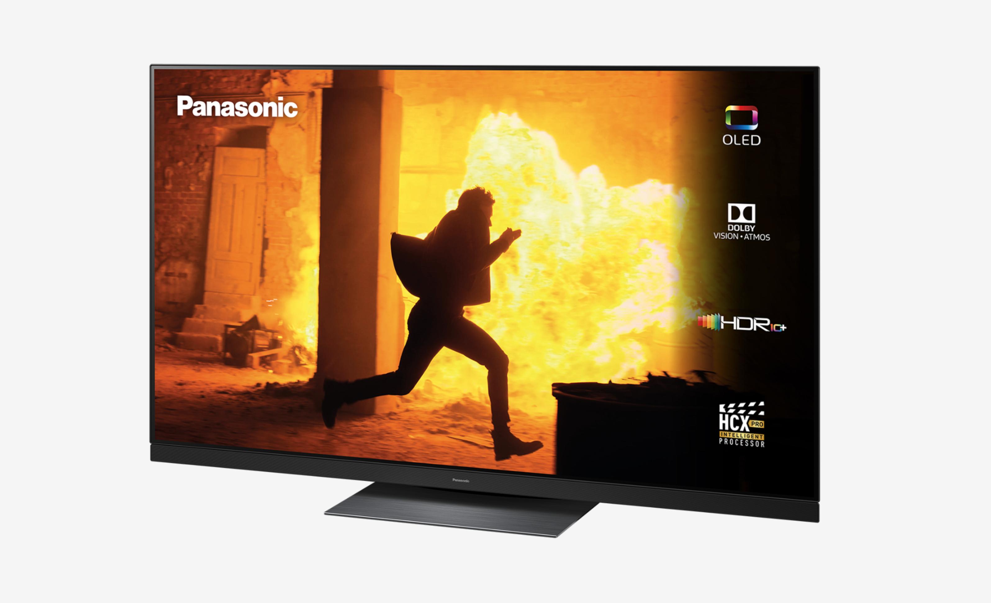 Panasonic OLED Calibrated Mode Netflix