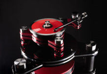 VPI VANQUISH MAGNETIC DIRECT DRIVE TURNTABLE