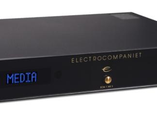 Electrocompaniet ECM 1 MKII Music Player