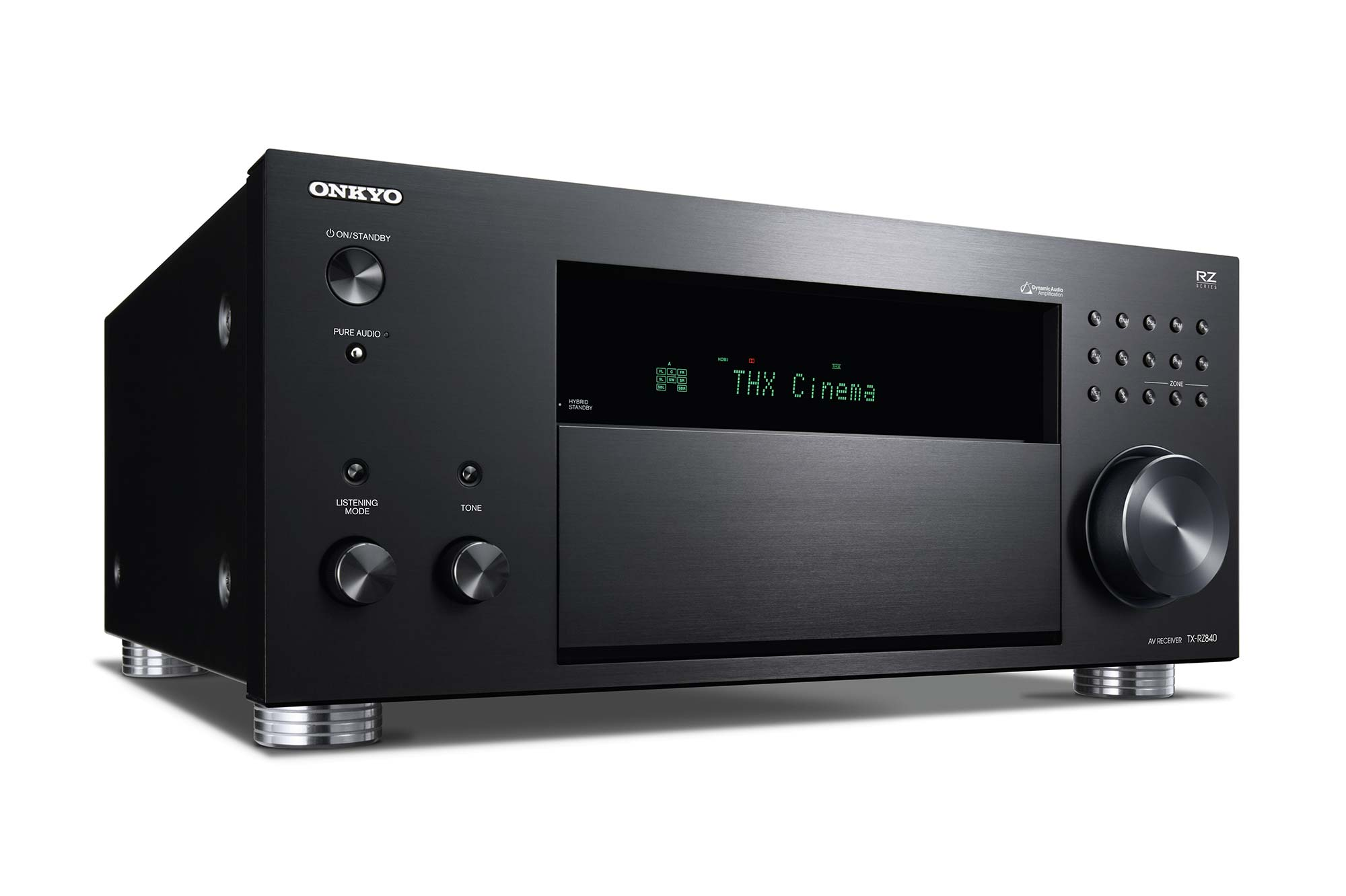 Onkyo AV-receiver TX-RZ840 Amazon Alexa update