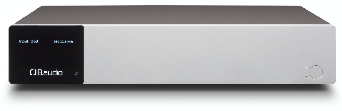 B.Audio DAC