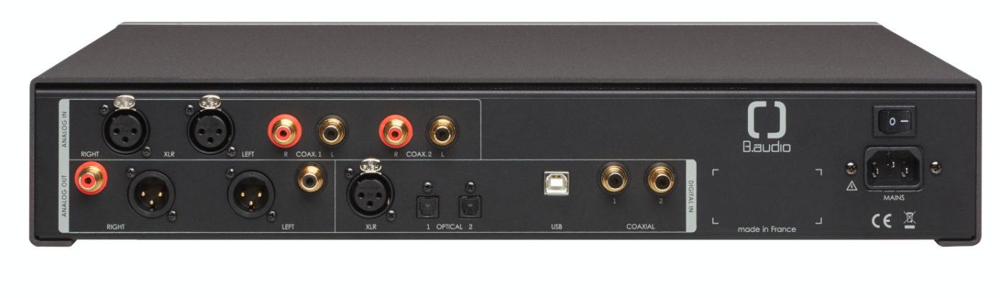 B.Audio DPR ONE
