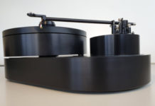 AMG VIELLA FORTE TURNTABLE