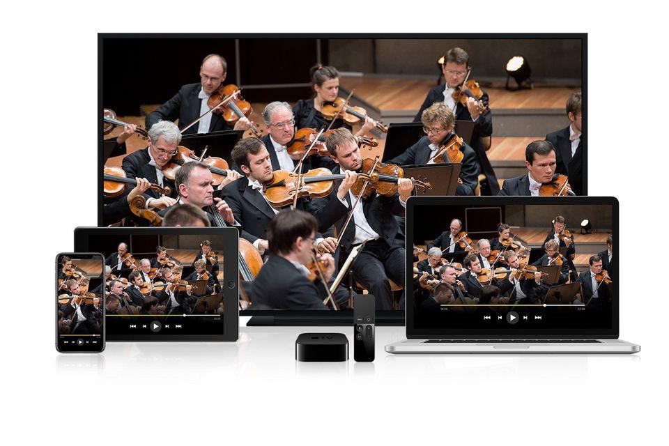 Berliner Philharmoniker Orkest