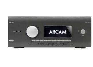 Arcam Auro-3D update
