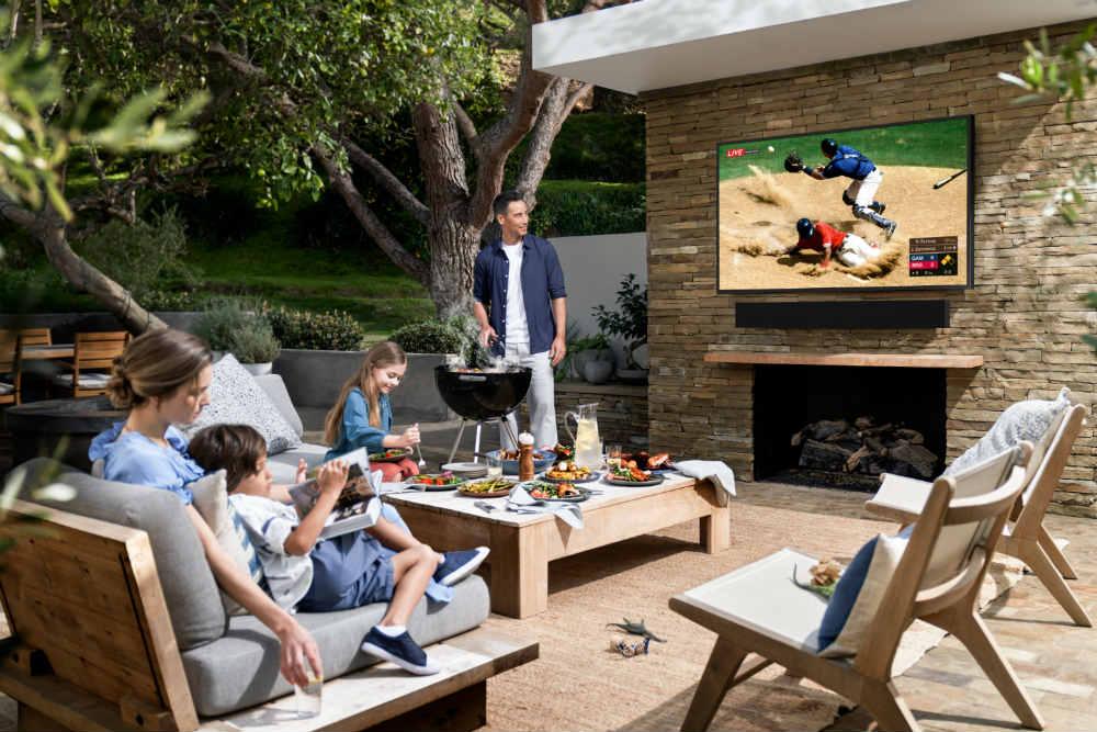 Samsung Terrace 4K