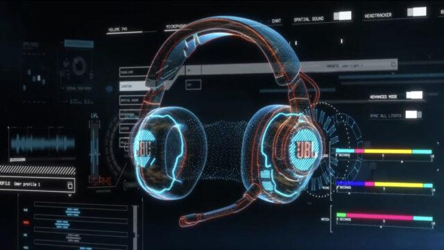 JBL Quantum technology