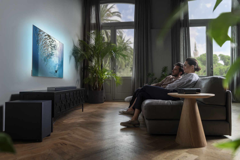 Philips TV & Sound Wireless Home