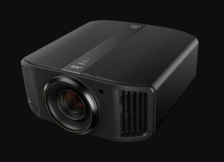 JVC projector firmware update