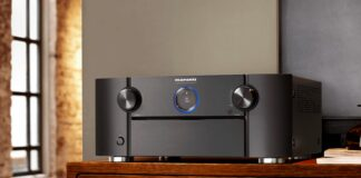 Review Marantz SR7015