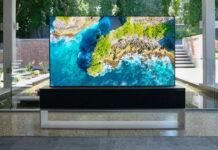 LG RX tv