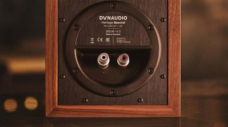 Dynaudio Heritage Special