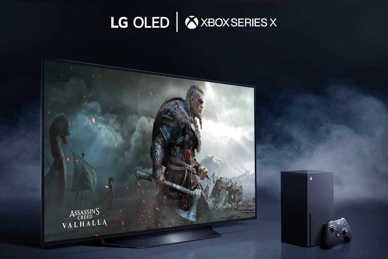 LG Xbox