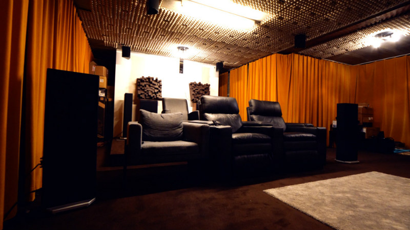 Audiovideo2day Home Cinema