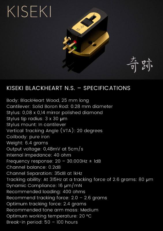 Kiseki BlackHeart