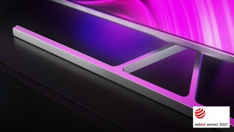 Philips TV & Sound Red Dot Design Awards