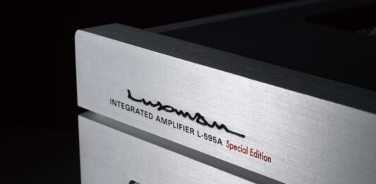 Luxman L-595A Special Edition