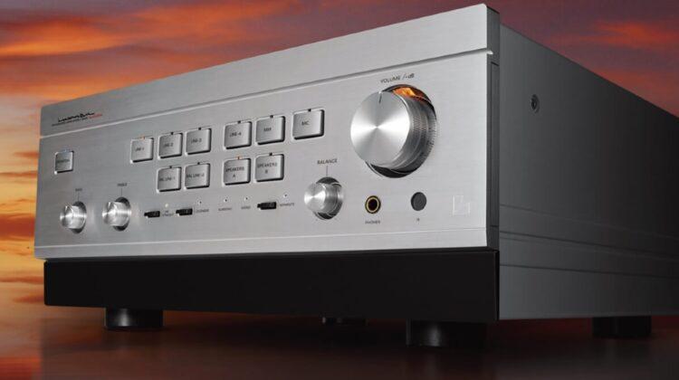 Luxman L-595A Special Edition