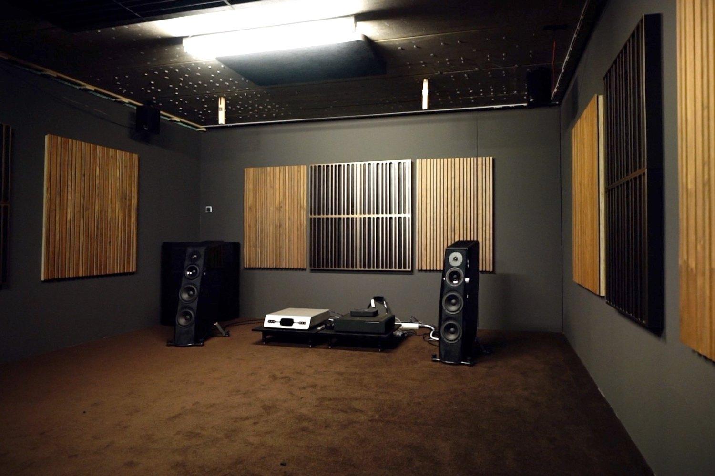 Home Cinema akoestiek