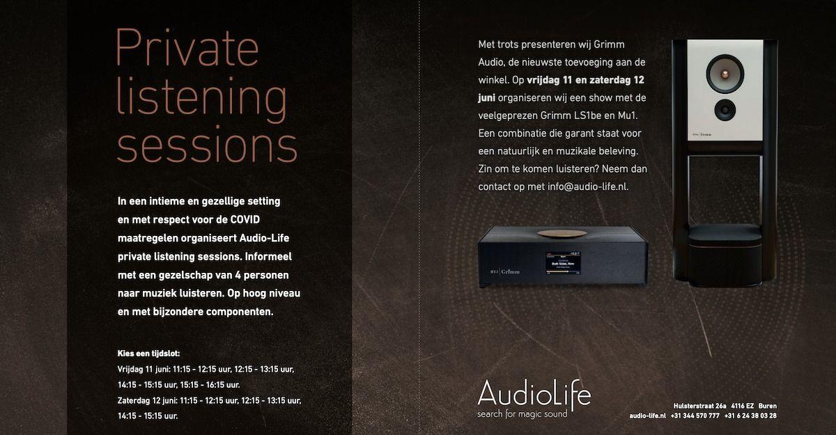 Audio-Life Grimm Audio