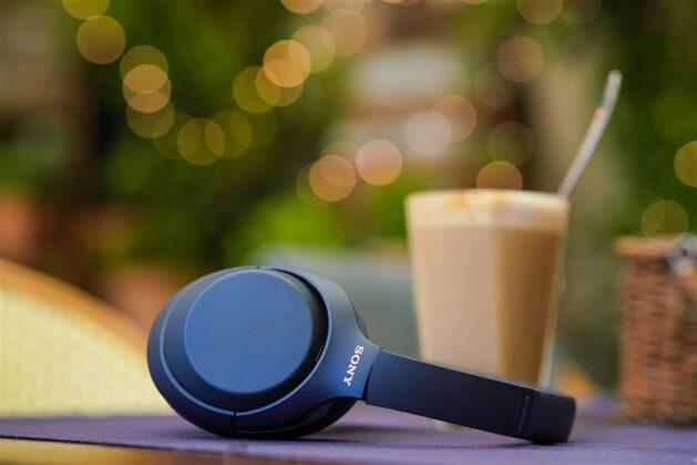 SonyWH-1000XM4 Midnight Blue