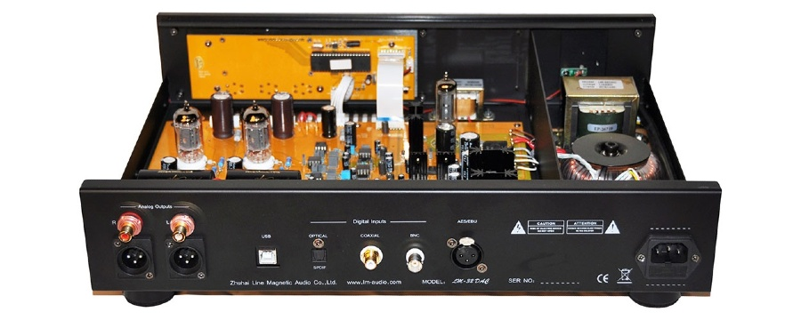 Line Magnetic LM-32DAC