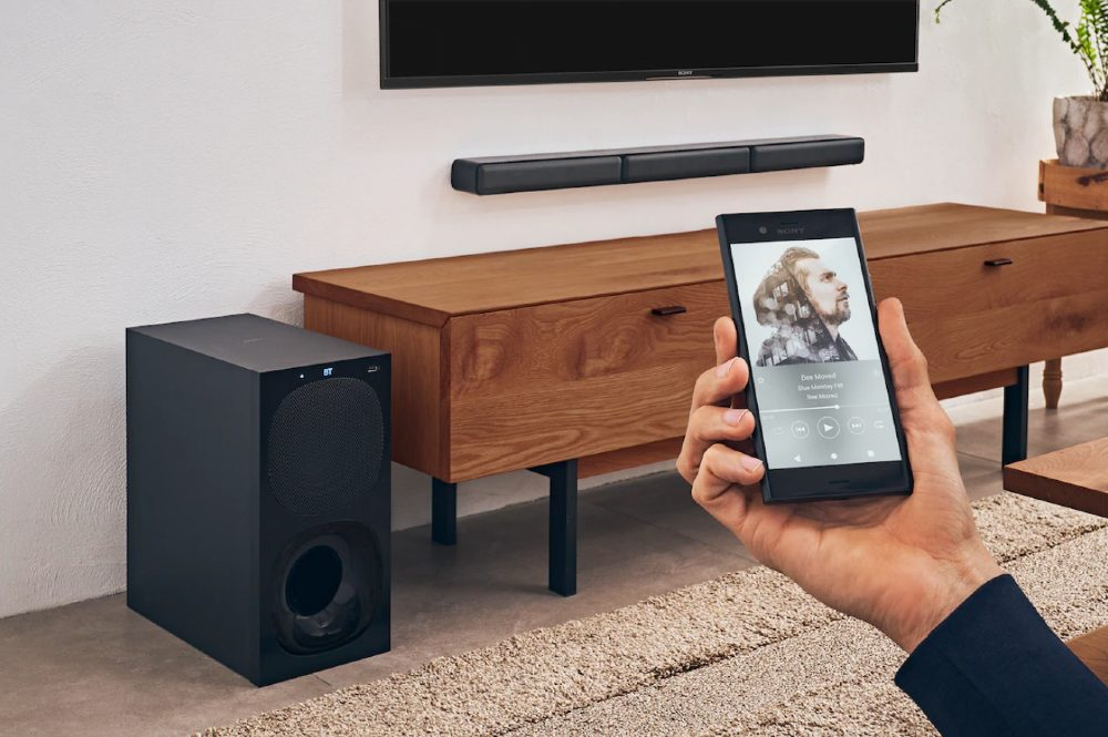 Sony HT-S40R review