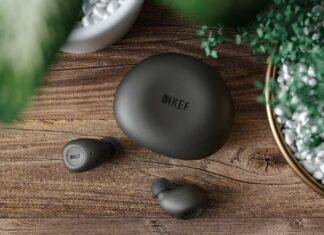 KEF Mu3 Charcoal Grey