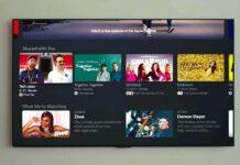 tvOS 15 voor Apple TV staat er
